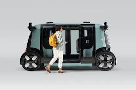 Zoox представила Amazon беспилотное такси