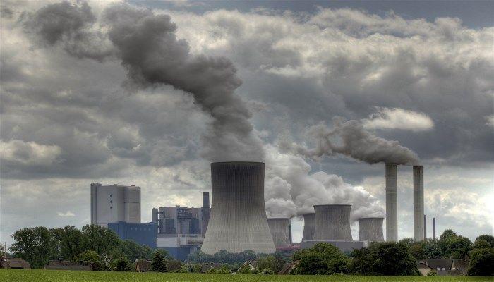Отследить выбросы вредных газов в атмосферу