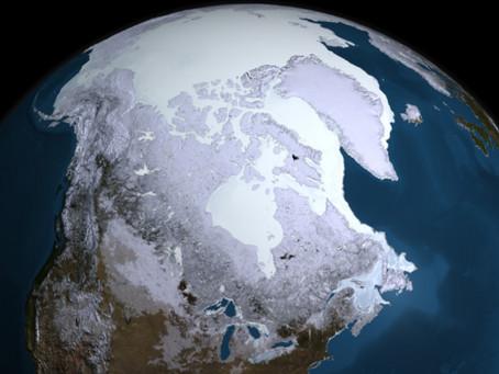 Ученые выяснили, почему период оледенения на Земле составляет 100 тысяч лет