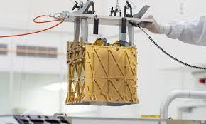 На Марс будет доставлен генератор кислорода