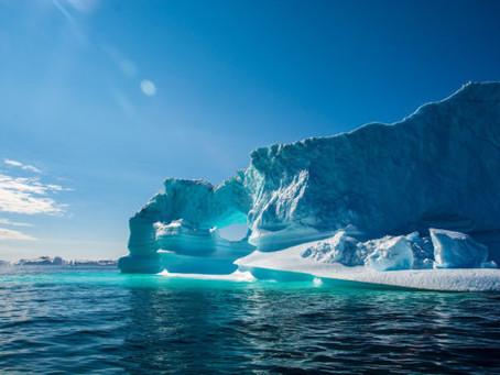 Лед Гренландии тает в четыре раза быстрее, чем в 2003 году