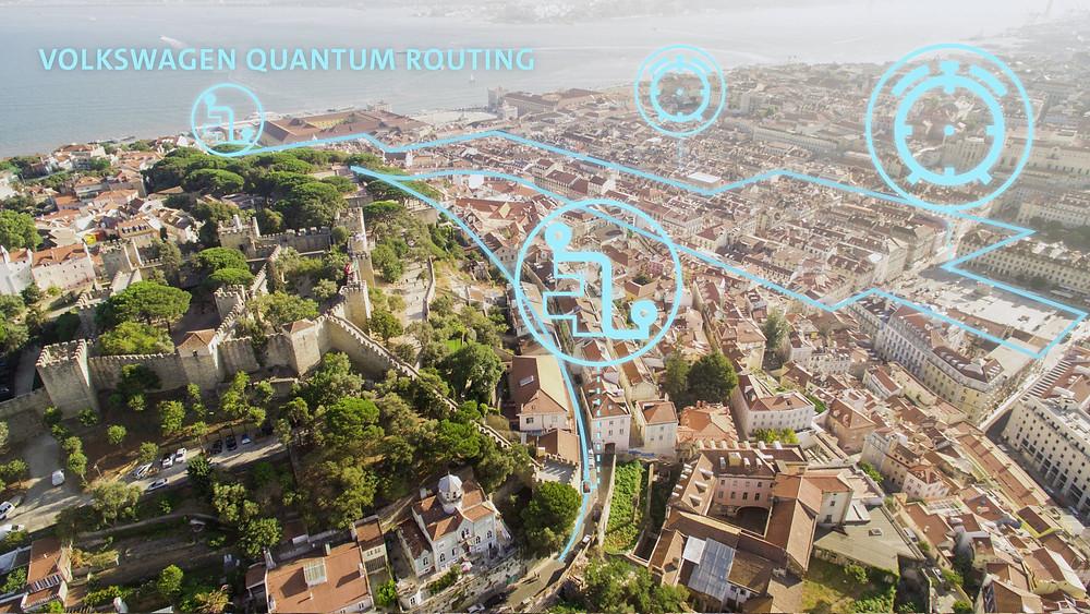 Первый пилотный проект оптимизации трафика с помощью квантового компьютера будет представлен в Лиссабоне
