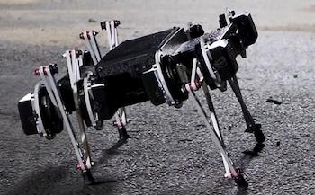 Искусственный интеллект обучит роботов ходить