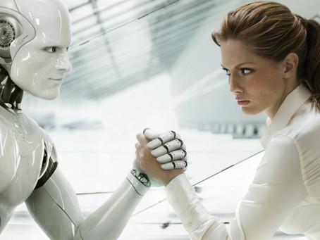 Большинство людей считает, что роботы не смогут заменить их на работе