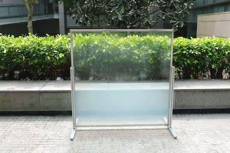 Ученые разработали энергосберегающее «жидкое окно»
