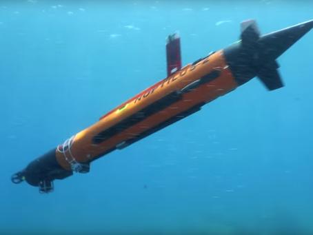 Подводные роботы-субмарины смогут обмениваться информацией