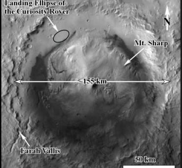На Марсе обнаружены доказательства наличия воды на ранних этапах