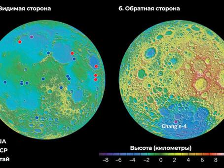 Как исследовать структуру мантии Луны