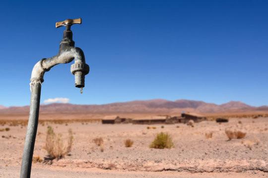 Умеренные широты столкнутся с нехваткой запасов воды. Автор фото: © Angelo D'Amico / Adobe Stock