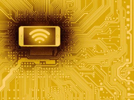 Новое устройство может использовать Wi-Fi, чтобы питать ваш смартфон