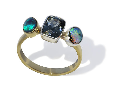 'The Tempest' ring