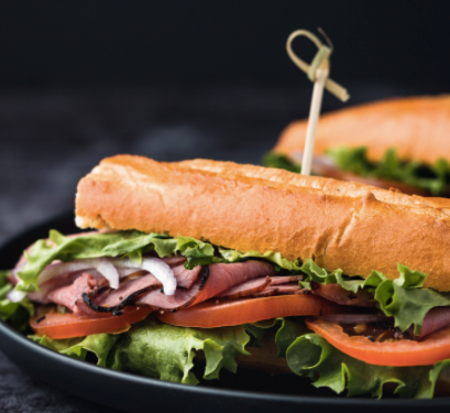 Tom's Deli Sandwiches - Local Spotlight