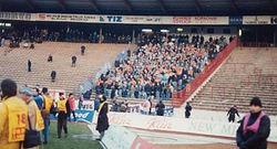 1989 red star belgrad v DZFC