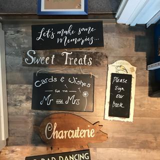 Wood & chalkboard signs.jpg