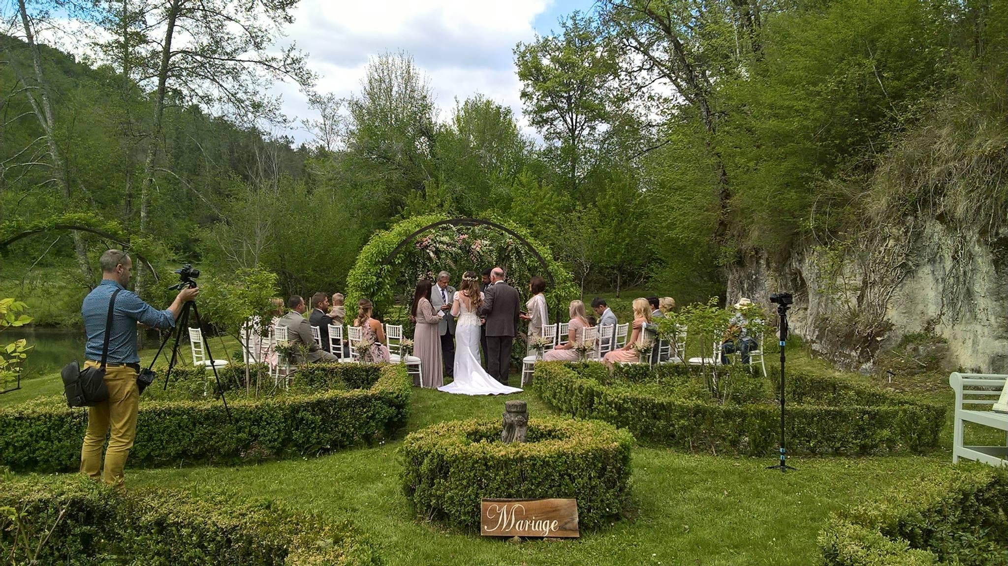 Ceremony FDR