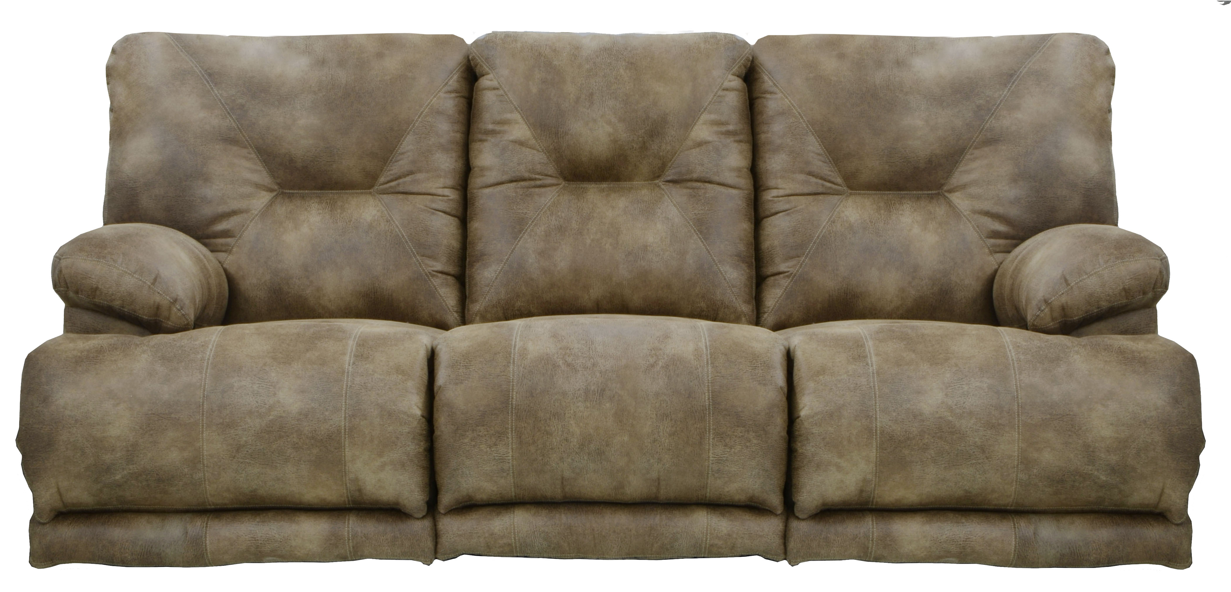 438 Voyager Sofa in Brandy