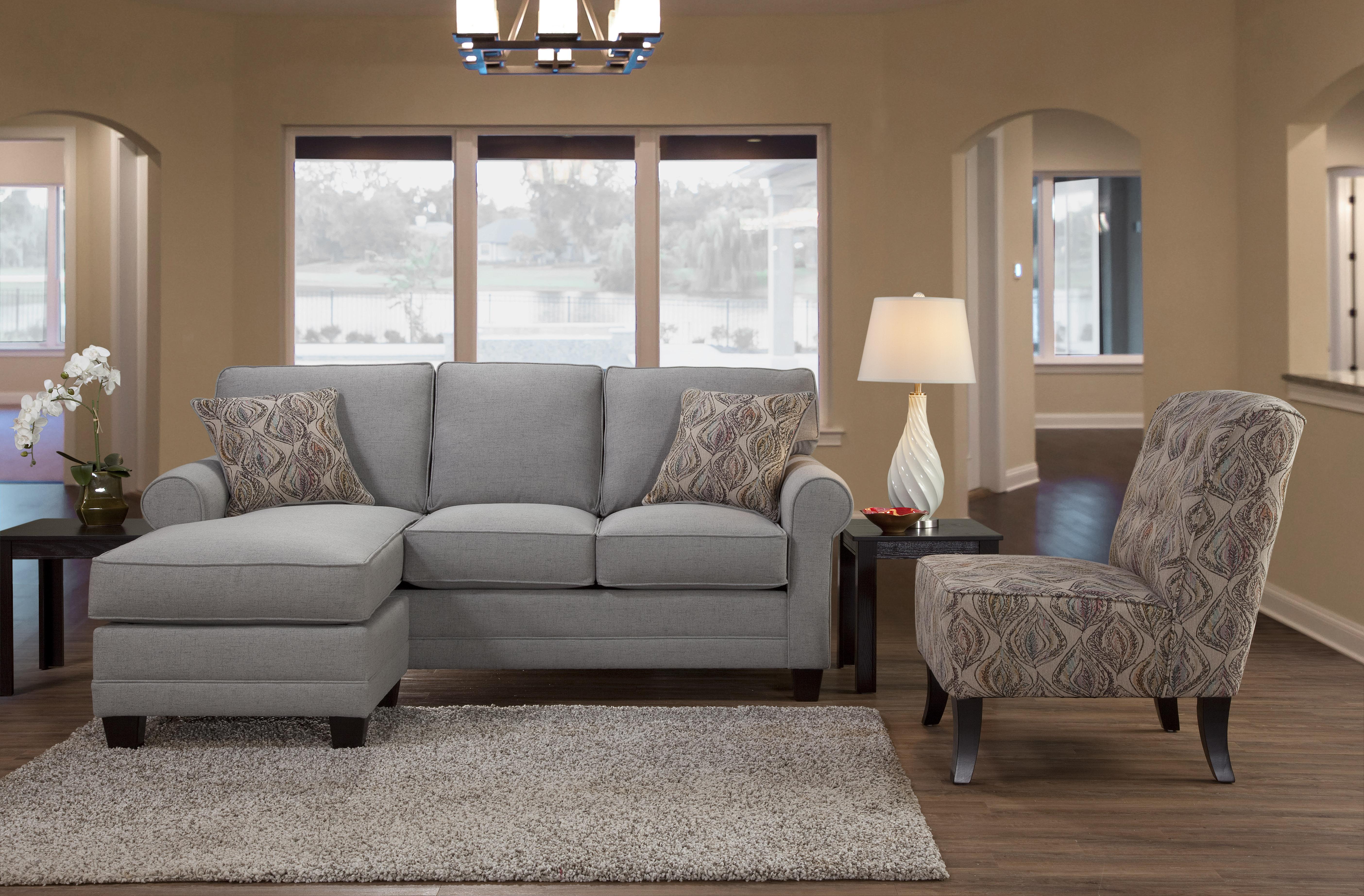 3730 Chaise Sofa
