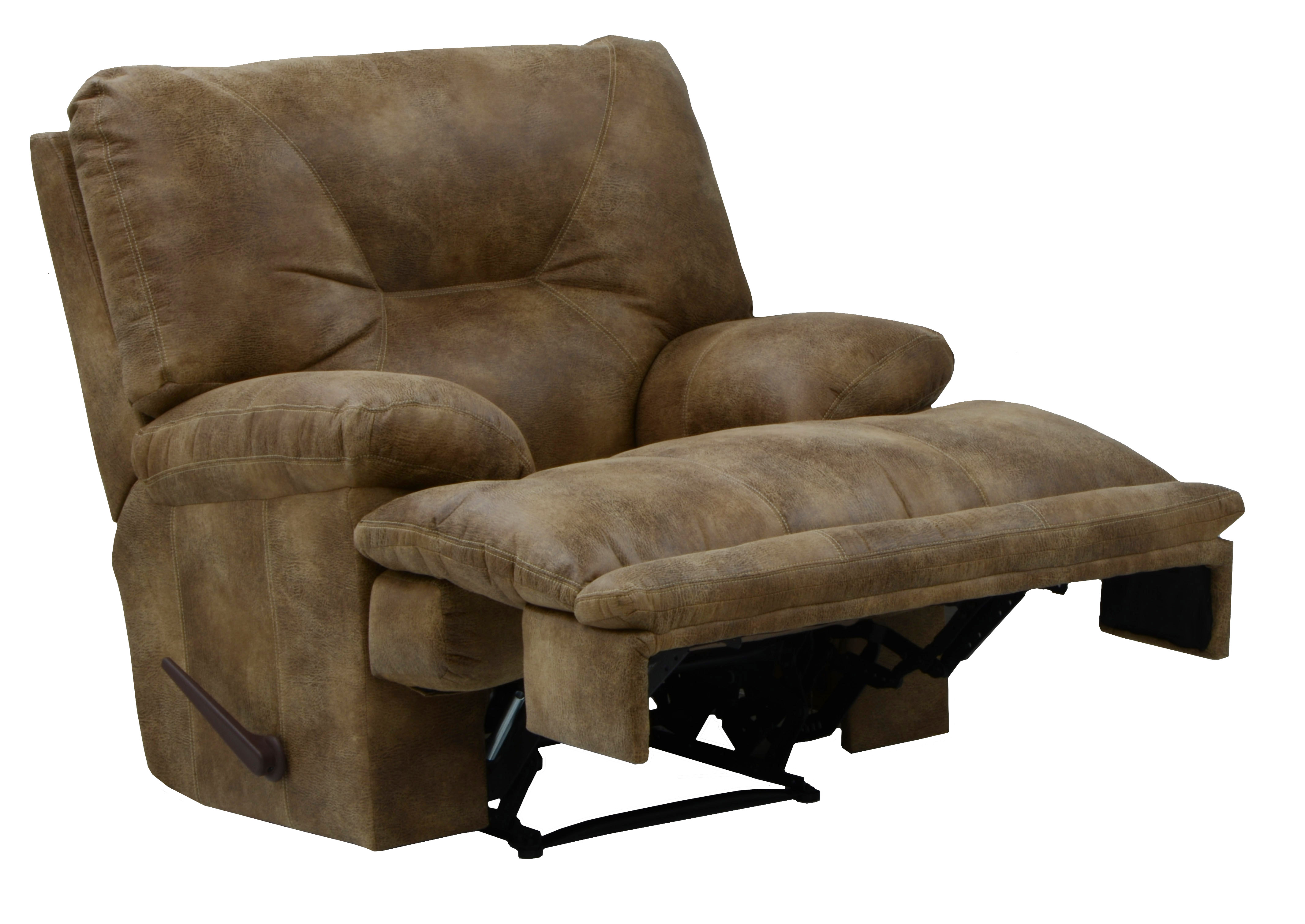 438 Voyager Recliner in Brandy