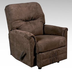 100RCL Recliner in Sienna Chocolate