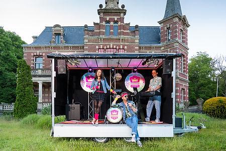 Fuifkar, Danspaleis van Kooten