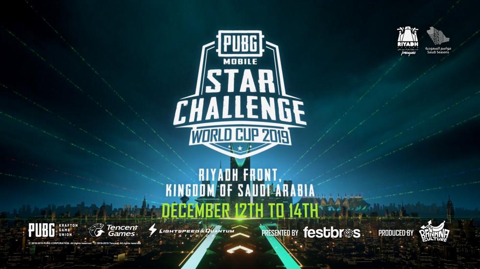 PUBG MOBILE Star Challenge 2019