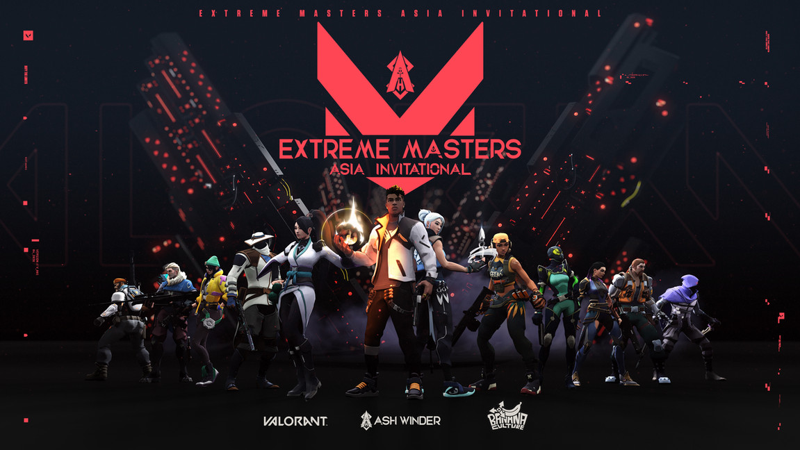 A.W EXTREME MASTERS ASIA INVITATIONAL
