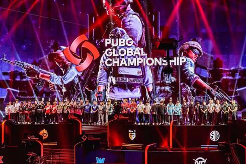 PUBG GLOBAL CHAMPIONSHIP