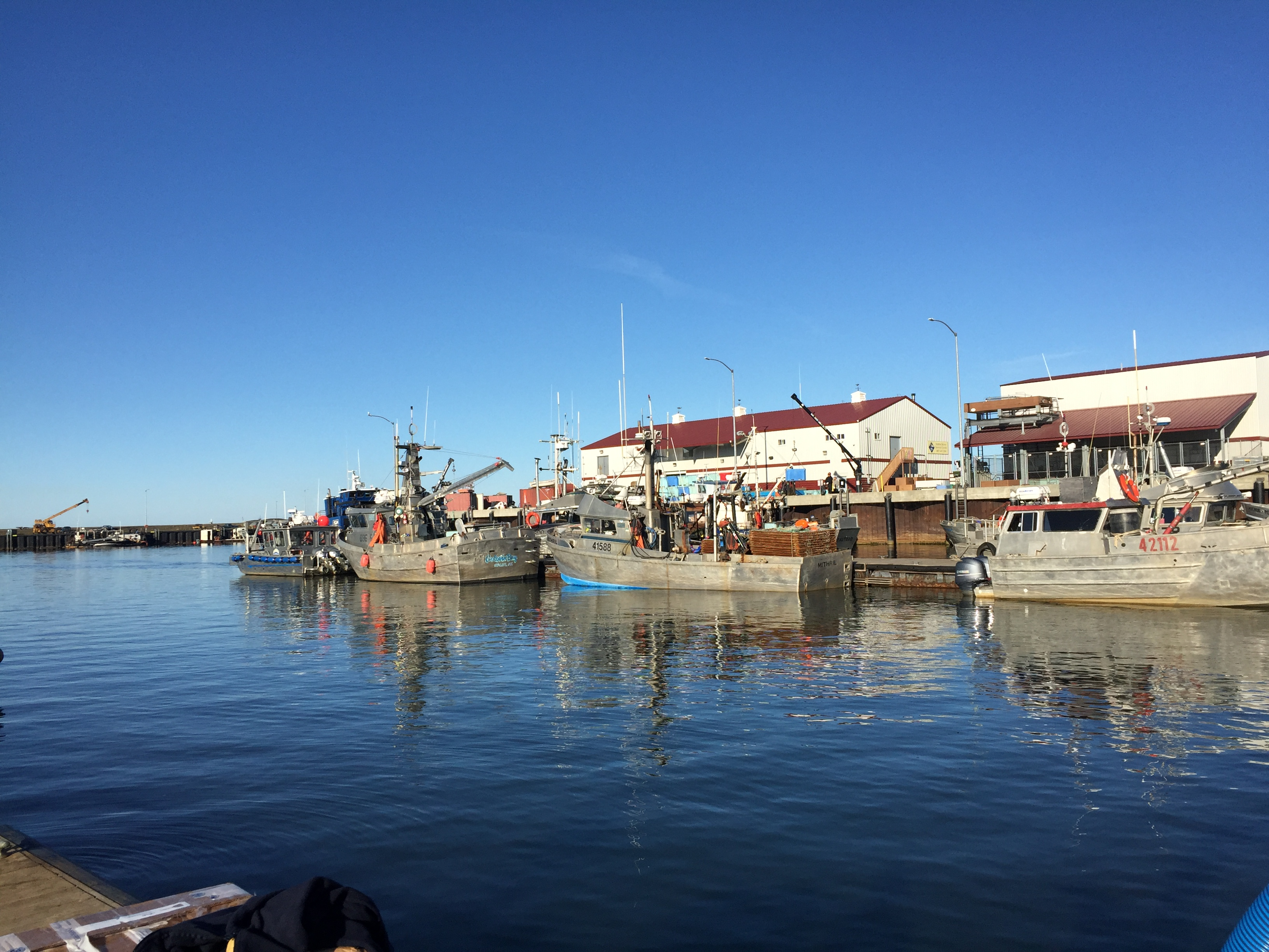 Nome Harbor