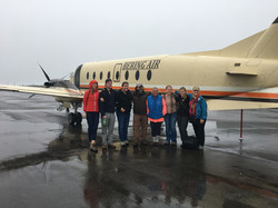 charter from Barrow to Nome