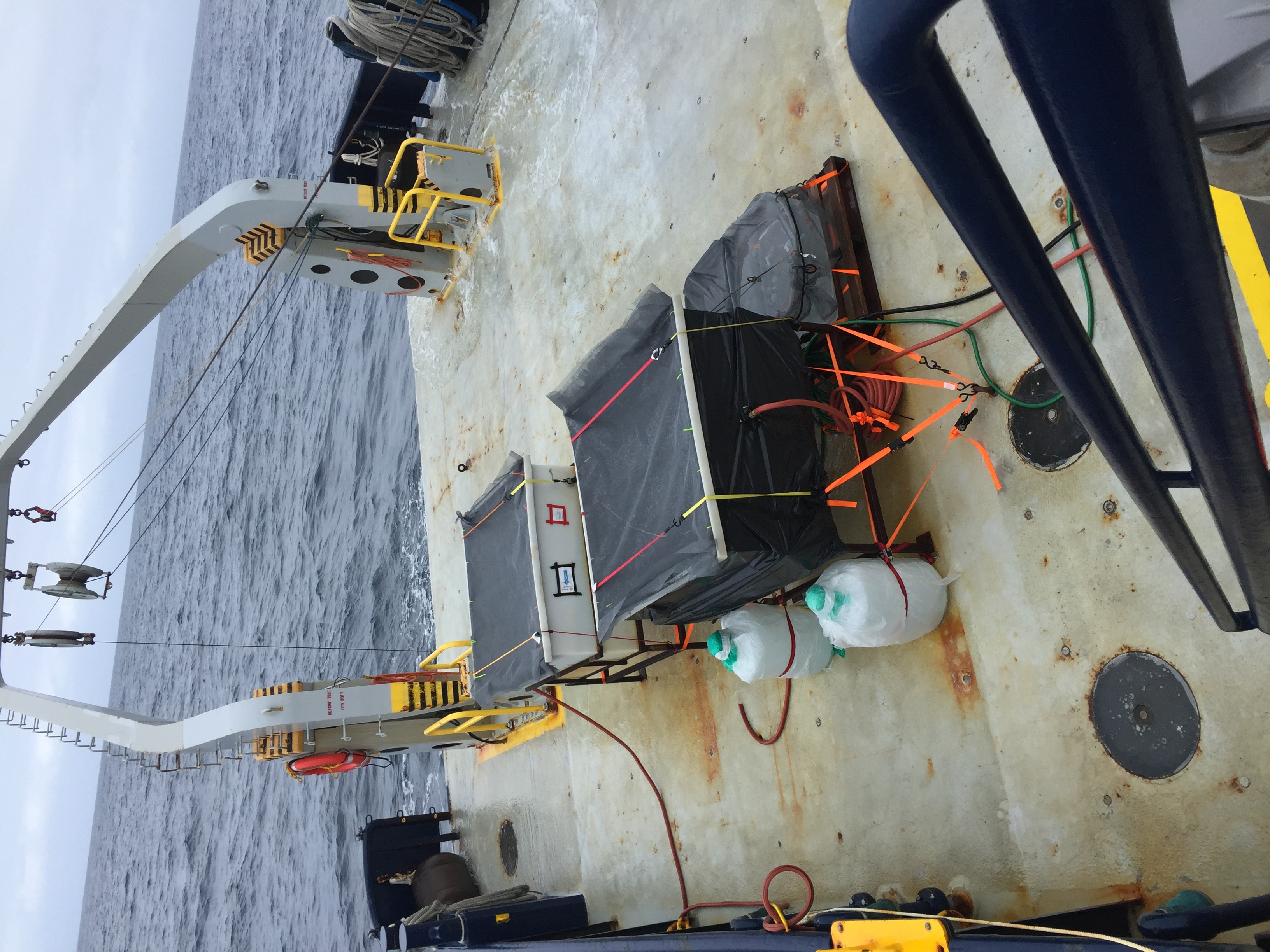 Incubators R/V Sproul