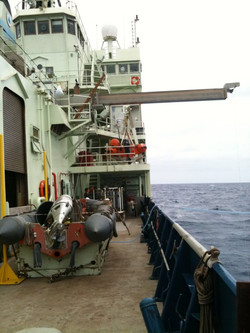 R/V Atlantis, ETSP