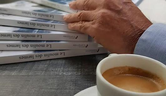 Café & Croissants autour du Moulin des larmes