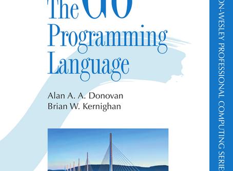 [好書推薦] The GO Programming Language (Go語言聖經)