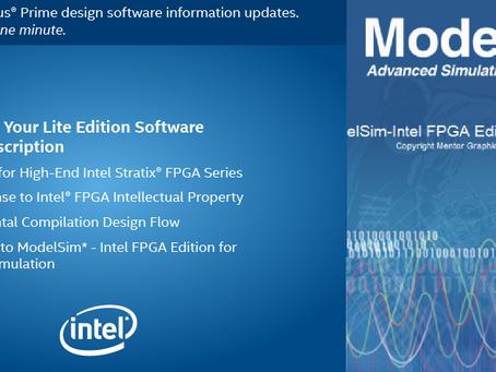 [IC設計] 如何使用 Altera Quartus II + ModelSim 進行電路模擬開發