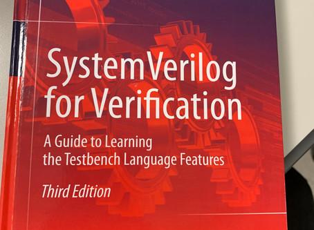 [好書推薦] 驗證聖經 : systemverilog for verification a guide to learning the testbench language features 3rd