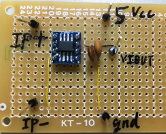 電流IC模組針腳圖