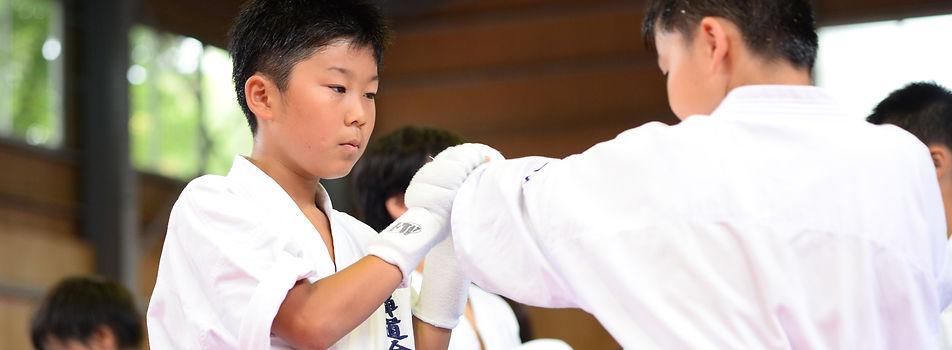 武道空手少年クラブ駒ヶ根