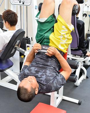 中津川市のトレーニングジム
