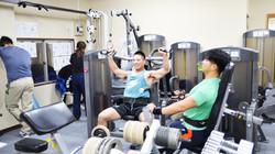 熊本市の24時間トレーニングジムAxisジム