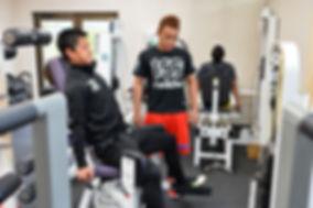 中津川市のトレーニングジムAXIS