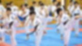武道空手少年クラブ護身教室