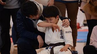 武道空手少年クラブ飯田