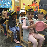 We learn through play!