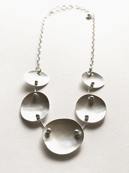 Peace Petal Necklace