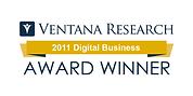 Ventana Research 2011 Digital Innovation Award Moovila