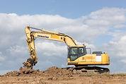 Moovila Komatsu Partnership, Construction