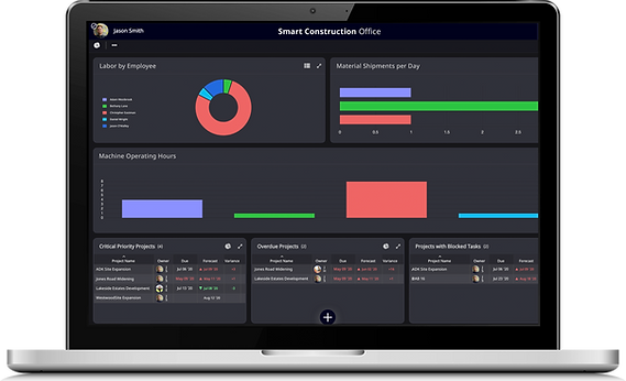Moovila Construction Project Management Software