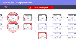 The Critical Path Engine: Leaving Gantt Charts in the Dust