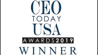 Moovila Honored as 2019 CEO Today Award Winner
