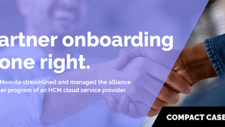 Case Study: Partner Onboarding Done Right